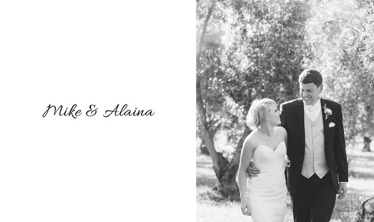 Alaina and Mike - Brackenridge wedding