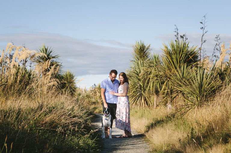 Wellington wedding photography - Kapiti Coast - engagement session